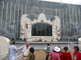 memorial, large view