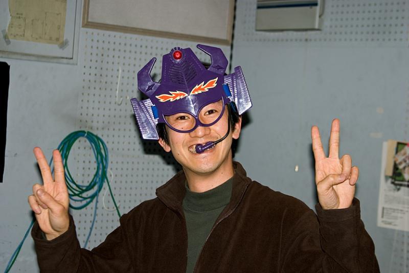 Mask  Xperiment  07