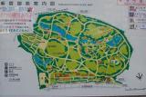 Map of Shinji-Ku Gyoen