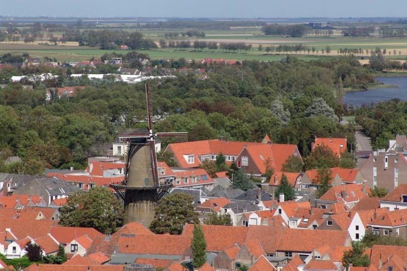 Mill in Zierikzee