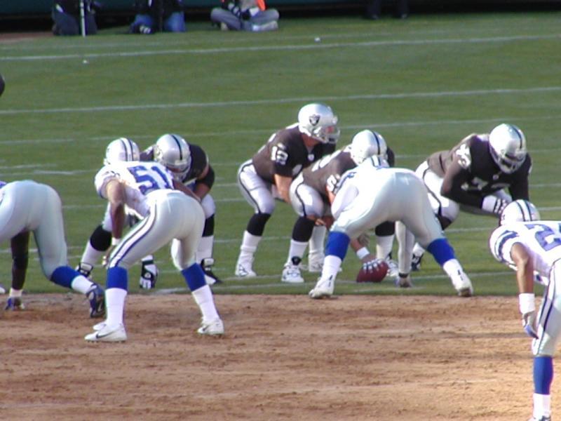 Cowboys @ Raiders
