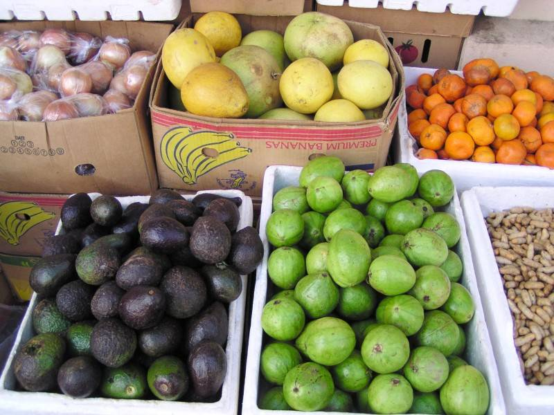 Avocados and Guavas