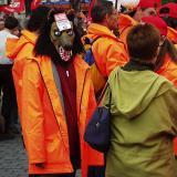 Orange Wolves