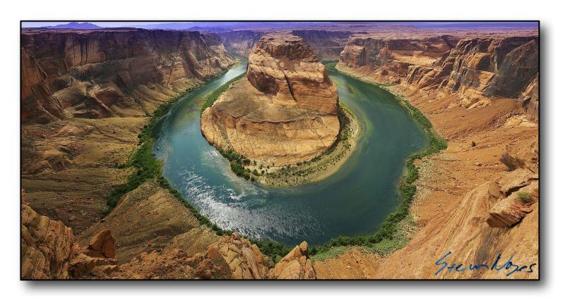 Horseshoe Bend : Week13a Color