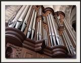 Organ Pipes At Stephendom