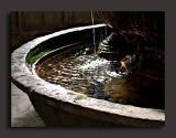 A Monastery Fountain