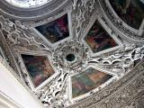 Cathedral Ceiling Detail