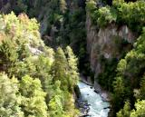 Through The Grand Canyon Of Switzerland