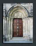 A Monastery Door