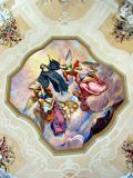 Melk Abbey Ceiling Detail