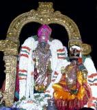 thiruvAdi pooram sErthi photo of pArthasArathi and ANDAL
