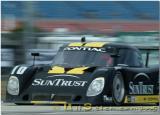 The Winning #10 SunTrust Racing Pontiac Riley: Wayne Taylor, Max Angelelli, Emmanuel Collard