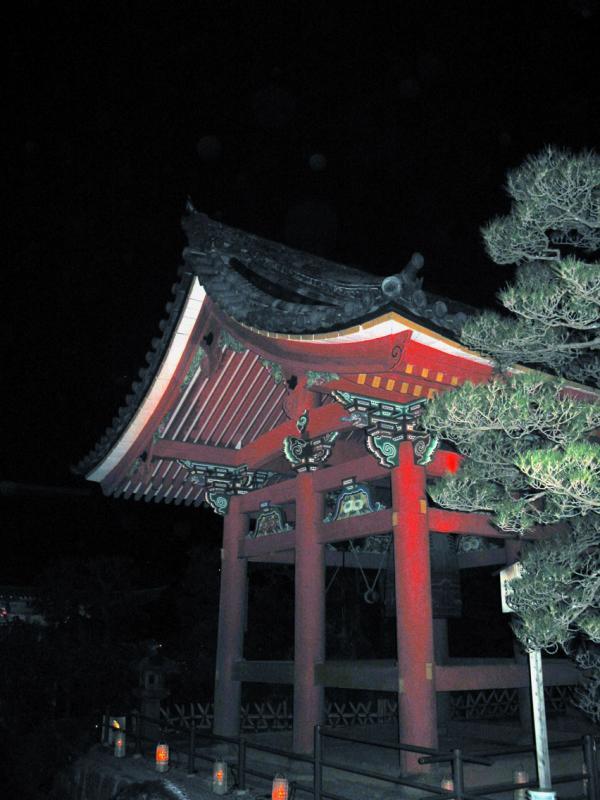 Kiyomizu - dera at night