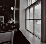 Girl In Starbucks