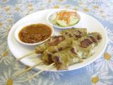 Sateh at River Walk Thai Restaurant Lava Hot Springs DSCN0241.jpg