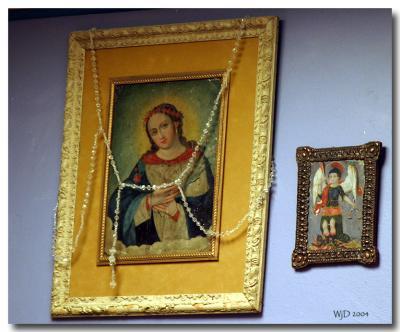 Antique Madonna