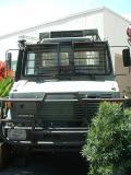 Jurassic park jeep, Universal Studios, Orlando, FL