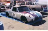 Bill Packwood's 1970 Porsche 914-6 GT - sn 914.043.0000