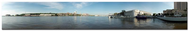 Pano16010 -- Savannah Skyline