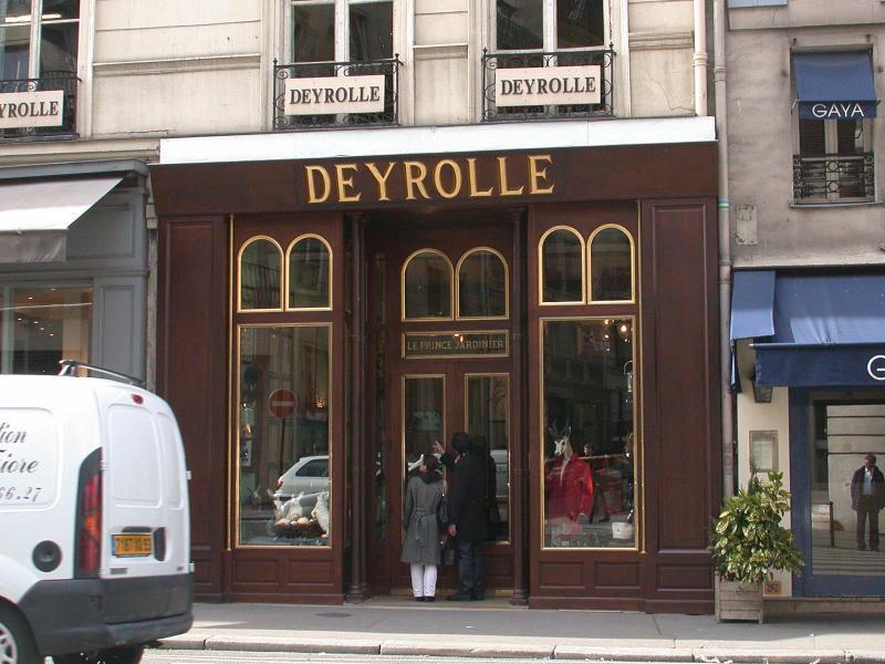 46 rue du Bac
