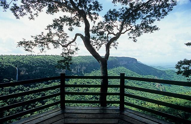Mirante do Parque Nacional de Ubajara