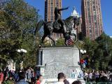Union Square Love Monument.