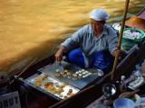 Thailand - Floating Market, Donuts