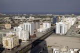 View NE from Fujairah Tower