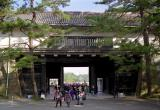 The grounds of the Imperial Palace are only open twice a year