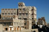 Multistory stone houses, Old Town Sana'a