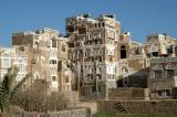Old Town Sana'a, traditional Yemeni architecture