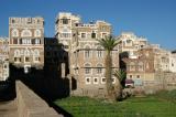 Garden, old town Sana'a