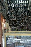 Jambiya shop, Sana'a - Souq al-Janabi