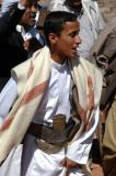 Yemeni dancing at Wadi Dhahr