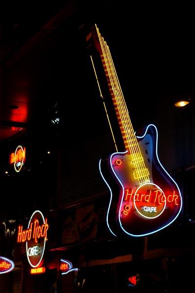 Hard Rock Cafe, Kowloon, Hong Kong