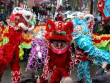 Chinese New Year Parade, 2005