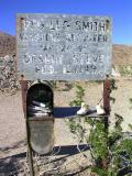 Peg Leg Smith Monument Register