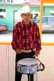 Mariachi Drummer