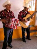 Accordian and Guitar
