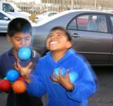 Juggling For The Gringos