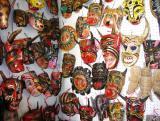 Mascaras  (Masks) - IV