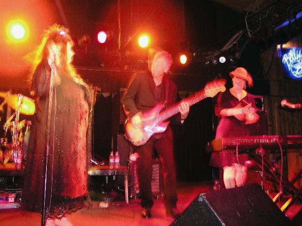 Candye Kane, Greg Boaz & Sue Palmer