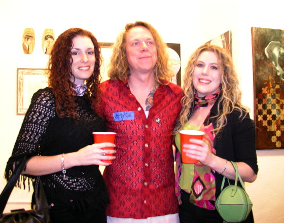 Tawnia, Gustaf & Christi