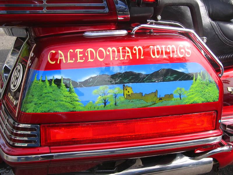 Caledonian Wings