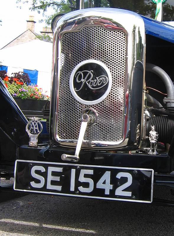 Rover Grill
