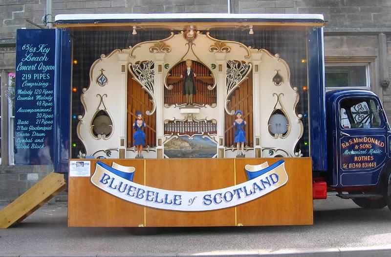 Fairground Organ