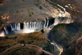 victoria falls zimbabwe August 2004