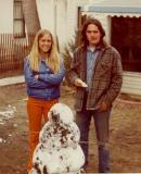 Patty and Steve 1972Colorado Springs