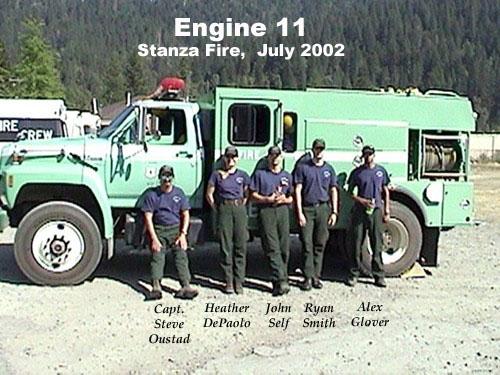 Engine 11 and Crew