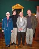 Florence, Hilda, Jack and I